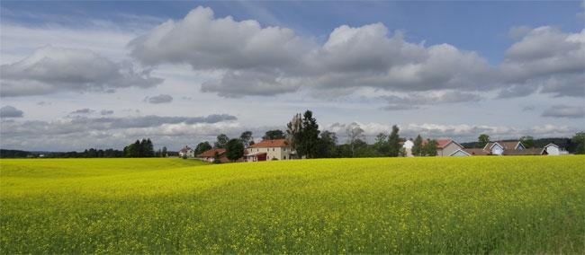 Kvalitet och miljöarbete på Mellbygard